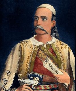 Portreti i Lekë Dukagjinit